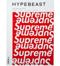 Hypebeast Magazine Issue 5: The Process Issue Picutre