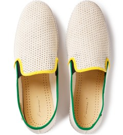 Rivieras Smeralda Tour Du Monde Shoe Model Picutre