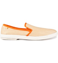Rivieras Orange Montecritsi Shoe Picutre
