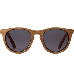 Shwood Oak Grey Belmont Sunglasses Picutre