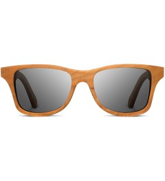 Shwood Shwood x Pendleton Canby/Cherry Journey West Grey Polarized Sunglasses  Picutre