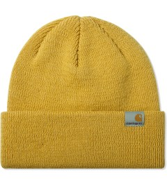 Carhartt WORK IN PROGRESS Sulfur Convoy Watch Cap Model Picutre