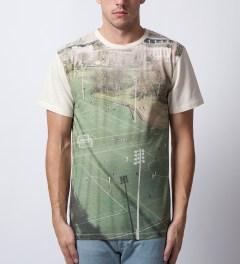 Etudes Randalls Island T-Shirt Model Picutre