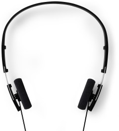 B&O PLAY by BANG & OLUFSEN Black Form 2 Headphones Model Picutre