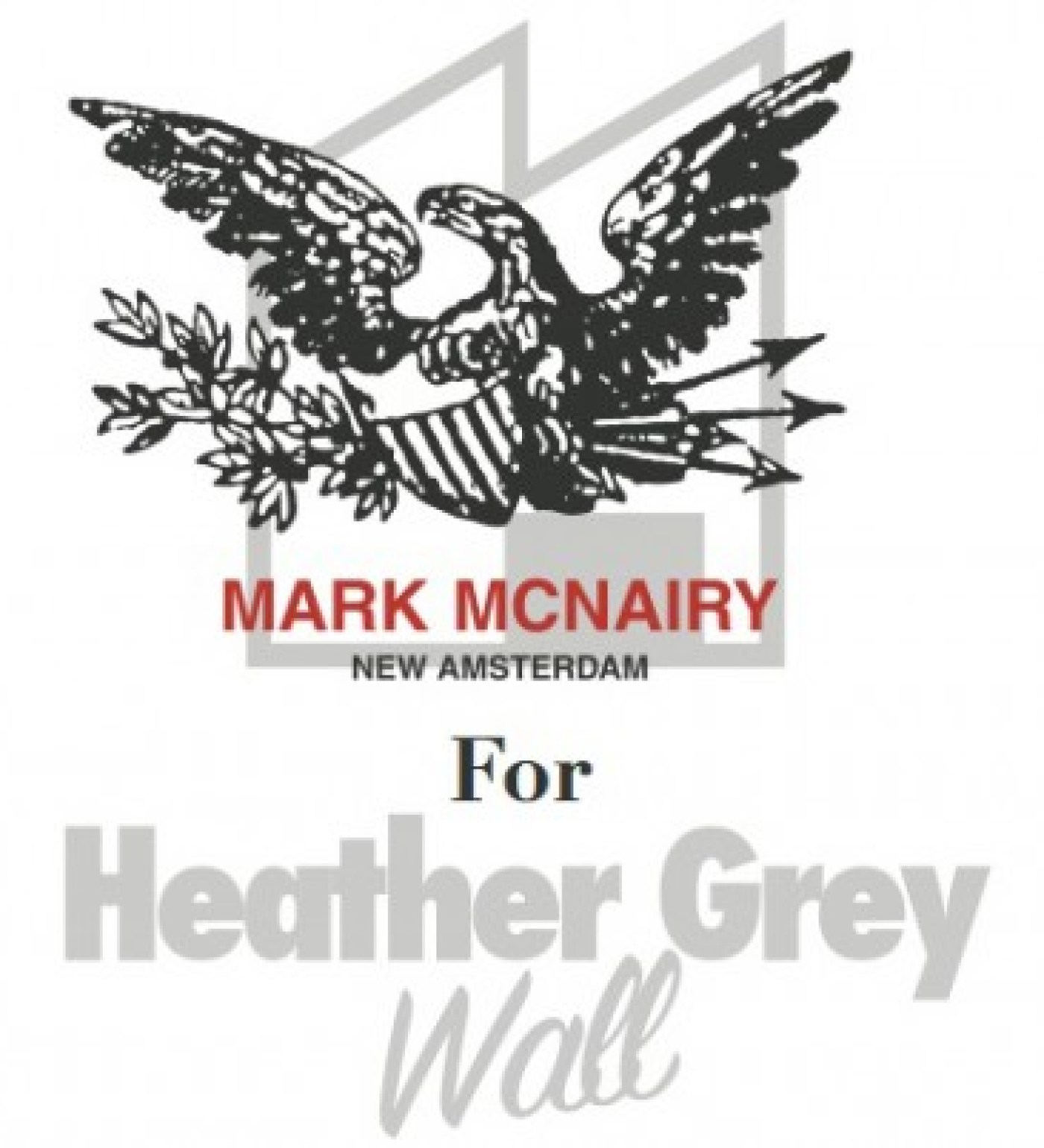 Mark McNairy for Heather Grey Wall
