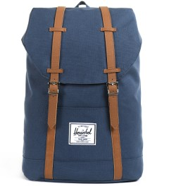 Herschel Supply Co. Navy Retreat Backpack Picutre