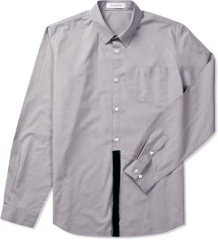 JohnUNDERCOVER Gray JUL4403-1 Shirt Picutre