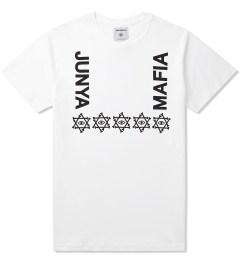 Junya Mafia White Kim T-Shirt Picutre