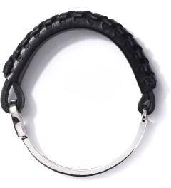 Miansai Black Blithe Silver Bracelet Picutre
