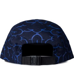 Mister Navy Mister x FM Brains Camp Cap Model Picutre
