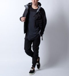 ACRONYM® Black J36-GT Jacket  Model Picutre