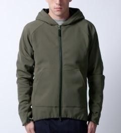 ACRONYM® Olive Drab J25-SS Jacket  Model Picutre