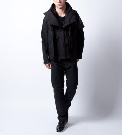 ACRONYM® Black P9-S Pant Model Picutre