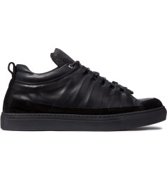 Damir Doma Black Fune Low Layered Sneakers Picutre