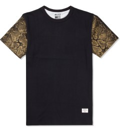 Mister Black/Gold Mr. Metallic Snake T-Shirt  Picutre