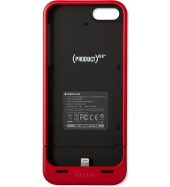 mophie Red Juice Pack Hellium for iPhone 5/5S Model Picutre