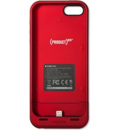 mophie Product Red Juice Pack Air for iPhone 5/5S Model Picutre