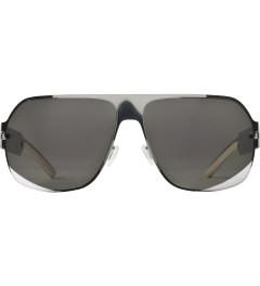 MYKITA Mykita x Berhard Willhelm Silver Flash Xaver Limited Sunglasses Picutre