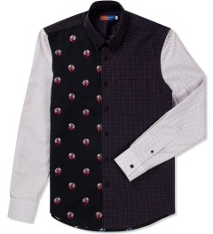 Opening Ceremony Multi Classic Dress Shirt Picutre