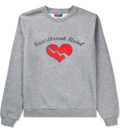 Opening Ceremony Opening Ceremony x Elvis Grey Heartbreak Hotel Sweater  Picutre