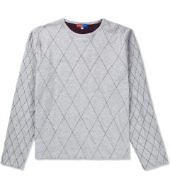 Opening Ceremony Chevy Quilted LS T-Shirt  Picutre