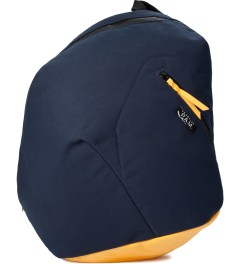 P.A.M. Navy Boulder Backpack  Picutre