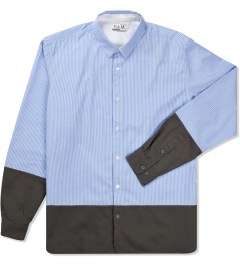 P.A.M. Stripe Fraction Shirt Picutre