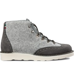 Diemme Light Grey Tweed Extra New Tirol Wing Boot Picutre