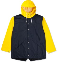 RAINS Blue Yellow Jacket Ltd  Picutre