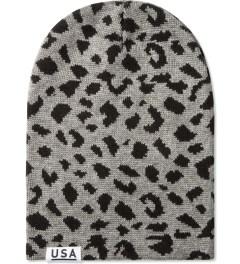 Stampd Leopard Beanie  Picutre
