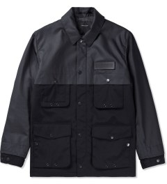Surface to Air Black Kelper Jacket  Picutre