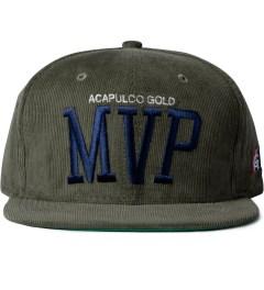 Acapulco Gold Olive MVP Snapback Picutre