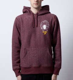 Acapulco Gold S&P Port Pow Wow Pullover Hoodie Model Picutre
