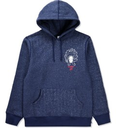 Acapulco Gold S&P Navy Pow Wow Pullover Hoodie Picutre