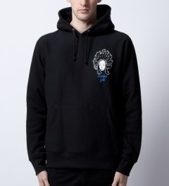 Acapulco Gold Black Pow Wow Pullover Hoodie Model Picutre