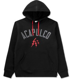 Acapulco Gold Black Ghost Army Pullover Hoodie Picutre