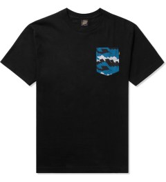 Benny Gold Black Fog Camo Pocket T-Shirt  Picutre