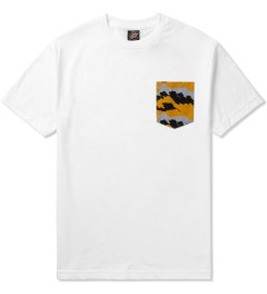 Benny Gold White Fog Camo Pocket T-Shirt  Picutre