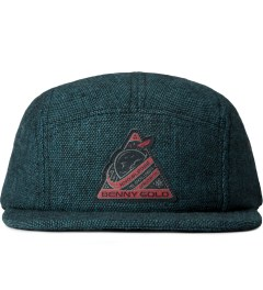 Benny Gold Green Space Lab Speckled Wool 5-Panel Cap  Picutre