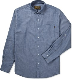 Benny Gold Speckle Chambary Union Shirt Picutre