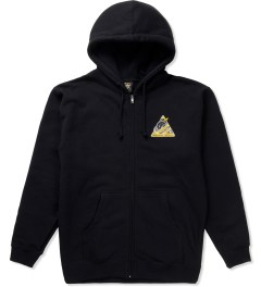 Benny Gold Black Space Lab Zip-Up Hoodie  Picutre