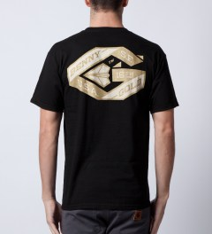 Benny Gold Black Ribbon T-Shirt  Model Picutre