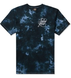 Benny Gold Green Galaxy Tie-dye T-Shirt Picutre