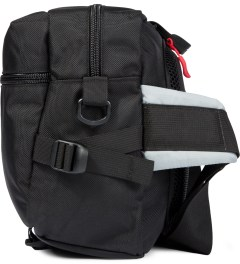 DSPTCH Black Slingpack Bag Model Picutre