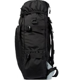 DSPTCH Black Ruckpack Model Picutre