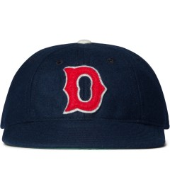 Ebbets Field Flannels Dallas Steers 1936 8-Panel Ballcap  Picutre