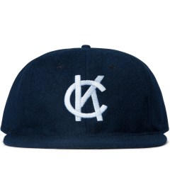 Ebbets Field Flannels Kansas City Blues 1951 Ballcap  Picutre