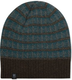 Garbstore Green Tree Knit Hat Beanie Picutre
