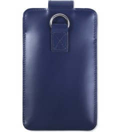 Head Porter Navy Glimmer iPhone Case  Model Picutre