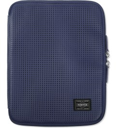 Head Porter Navy Merge iPad Case  Model Picutre